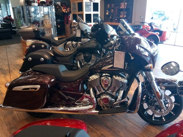 2019 Indian Chieftain Limited at Youngblood Powersports RV Sales and Service