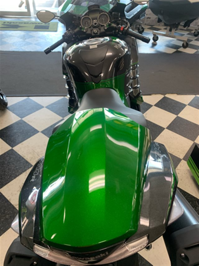 2019 Kawasaki Ninja ZX-14R Base at Jacksonville Powersports, Jacksonville, FL 32225