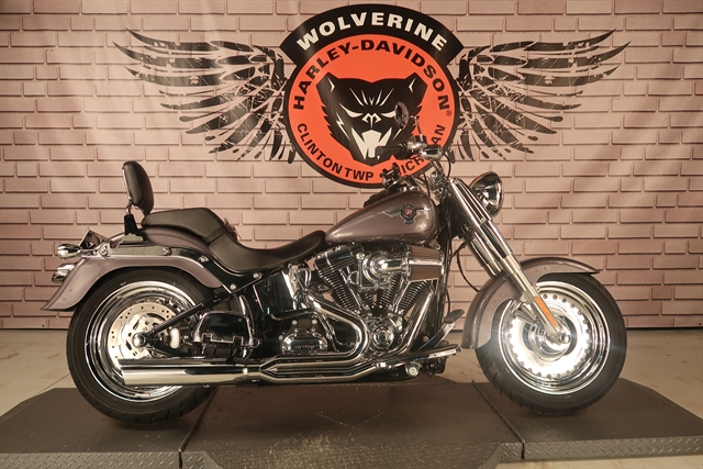 2016 Harley-Davidson Softail Fat Boy at Wolverine Harley-Davidson