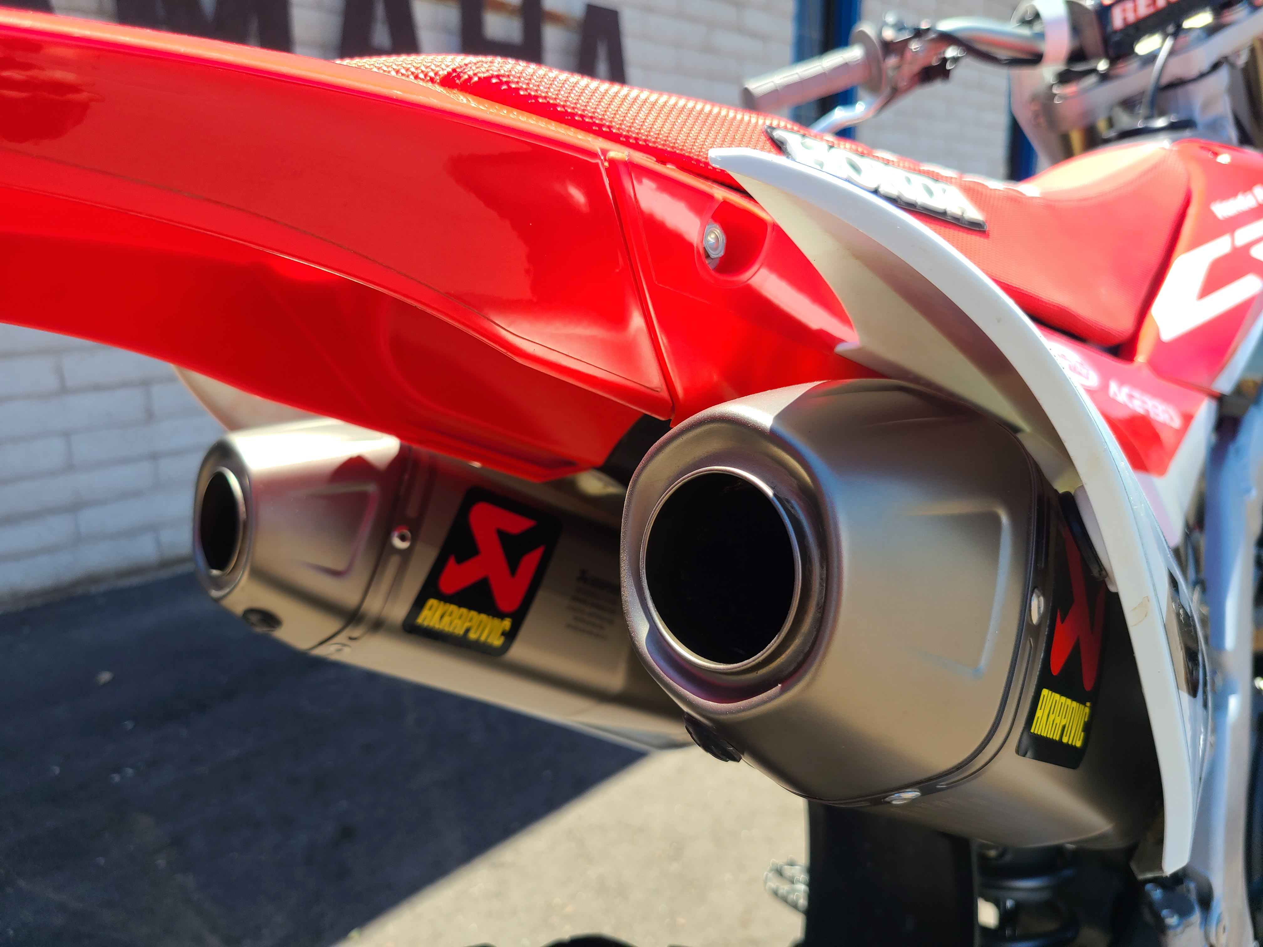 2018 Honda CRF 450R at Bobby J's Yamaha, Albuquerque, NM 87110