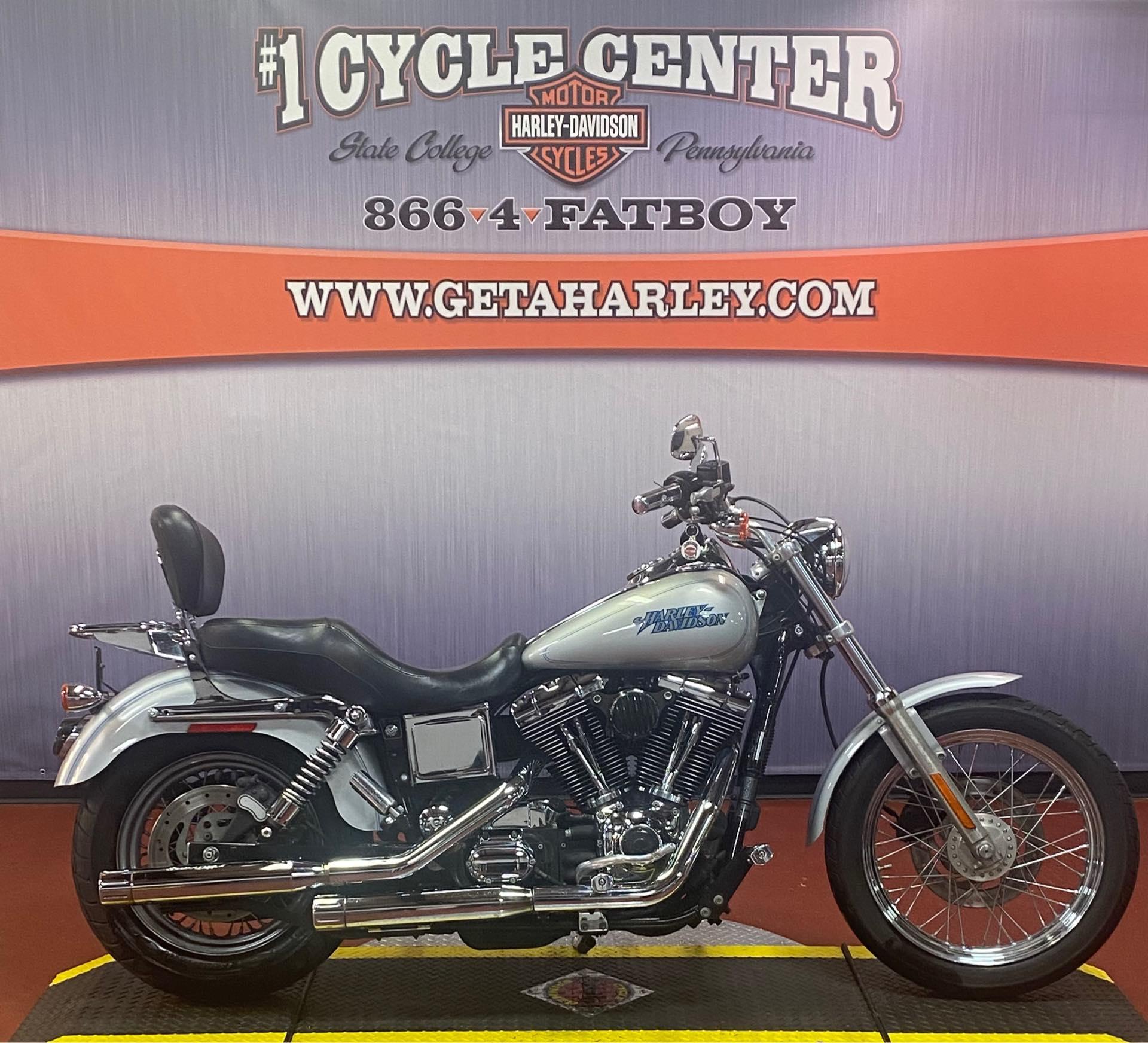 2005 Harley-Davidson FXDLI at #1 Cycle Center Harley-Davidson