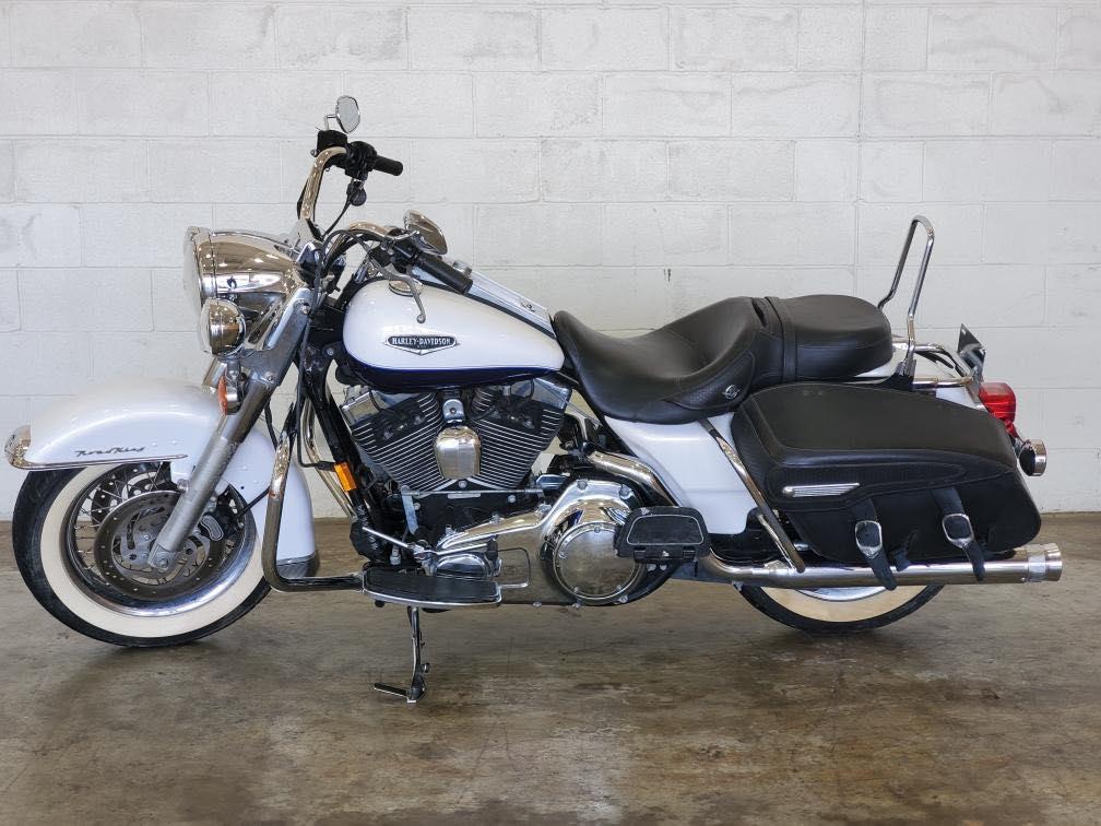 2007 Harley-Davidson Road King Classic at Twisted Cycles
