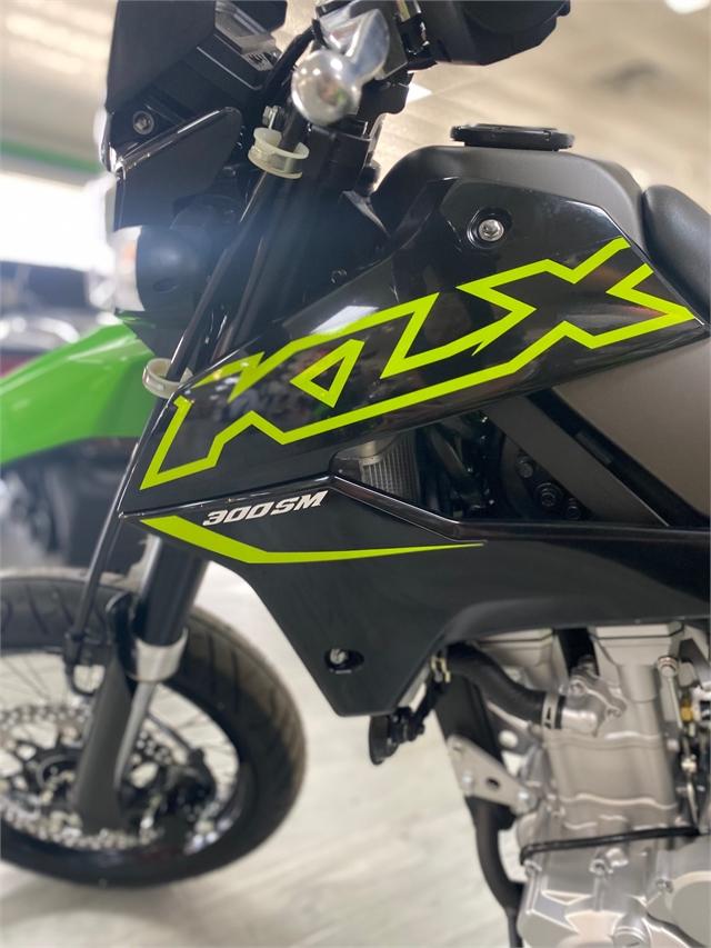 2022 Kawasaki KLX 300SM at Jacksonville Powersports, Jacksonville, FL 32225