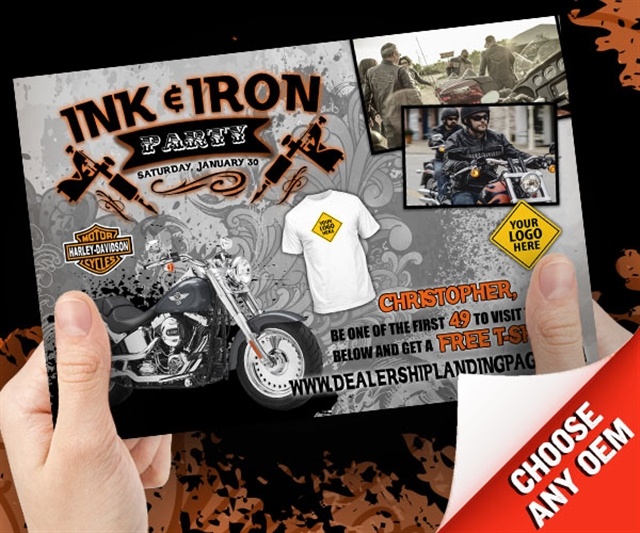 Ink & Iron Party Powersports at PSM Marketing - Peachtree City, GA 30269