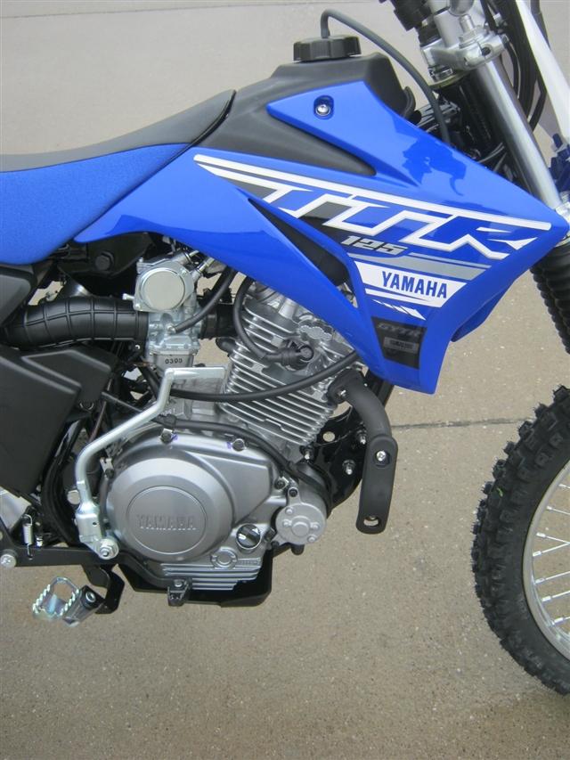 2019 Yamaha TT-R 125LE at Brenny's Motorcycle Clinic, Bettendorf, IA 52722