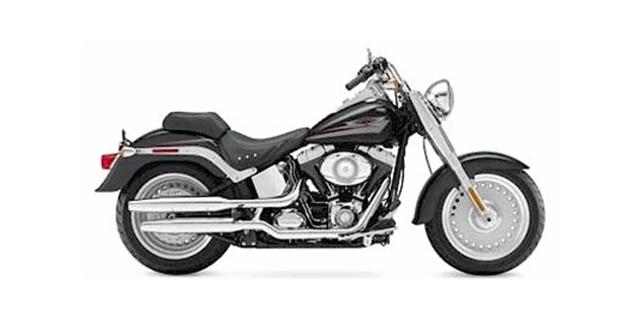 2008 Harley-Davidson Softail Fat Boy at Arkport Cycles