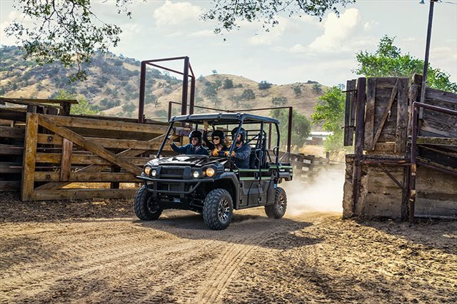 2020 Kawasaki Mule PRO-FXT EPS LE at Got Gear Motorsports