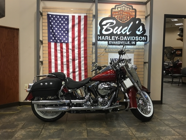 2016 Harley-Davidson Softail Deluxe at Bud's Harley-Davidson