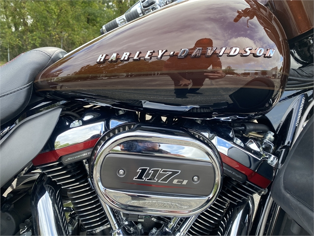 2019 Harley-Davidson Electra Glide CVO Limited at Bumpus H-D of Jackson