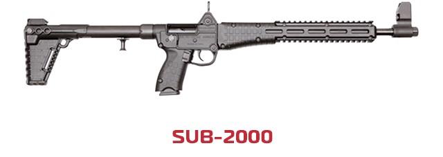 2020 Kel-Tec SUB2000 at Harsh Outdoors, Eaton, CO 80615