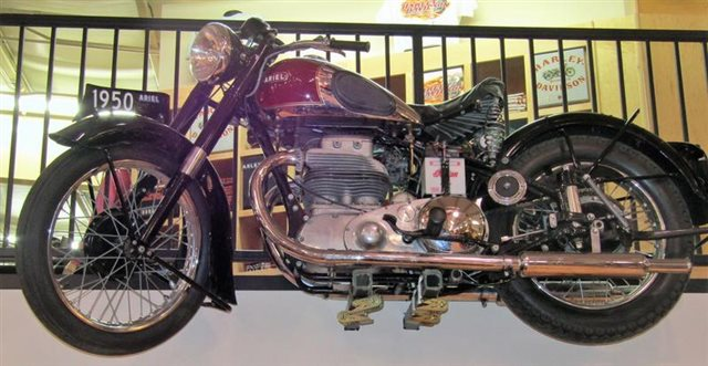 1950 ARIEL SQUARE 4 at #1 Cycle Center Harley-Davidson