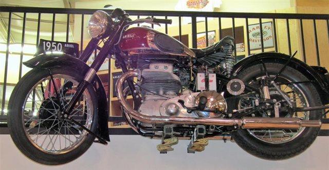 1950 ARIEL SQUARE 4 at #1 Cycle Center Harley-Davidson