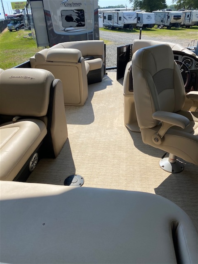 2019 South Bay 523SB 275 ENTERTAINMENT SERIES 523SB 2.75 at Campers RV Center, Shreveport, LA 71129