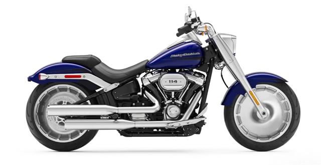 2020 Harley-Davidson Softail Fat Boy 114 at Holeshot Harley-Davidson