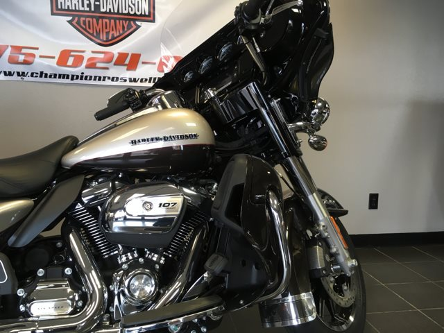 2018 Harley-Davidson Electra Glide Ultra Limited at Champion Harley-Davidson®, Roswell, NM 88201