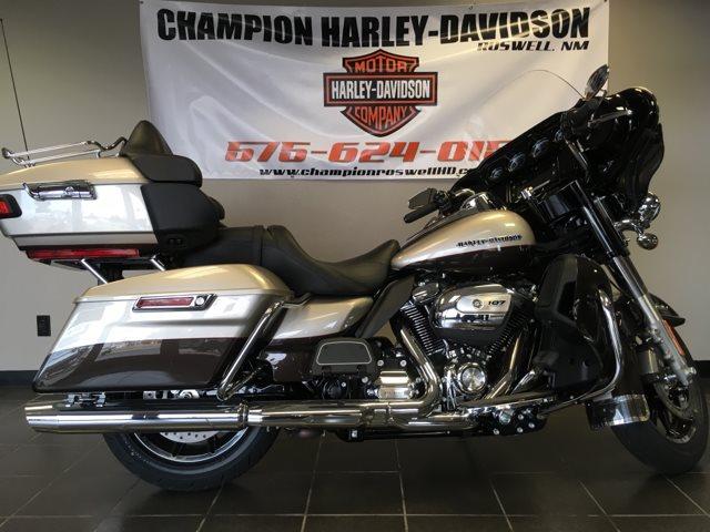 2018 Harley-Davidson Electra Glide Ultra Limited at Champion Harley-Davidson