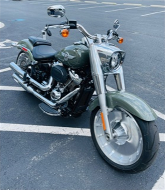 2021 Harley-Davidson FAT BOY 114 at Steel Horse Harley-Davidson®