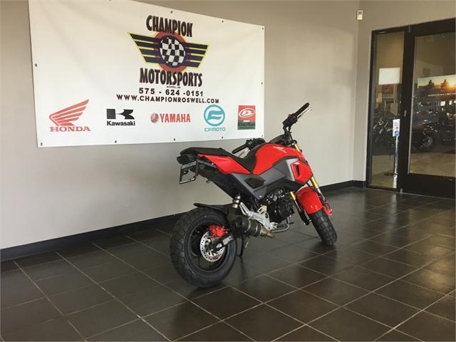 2018 Honda Grom Base at Champion Motorsports