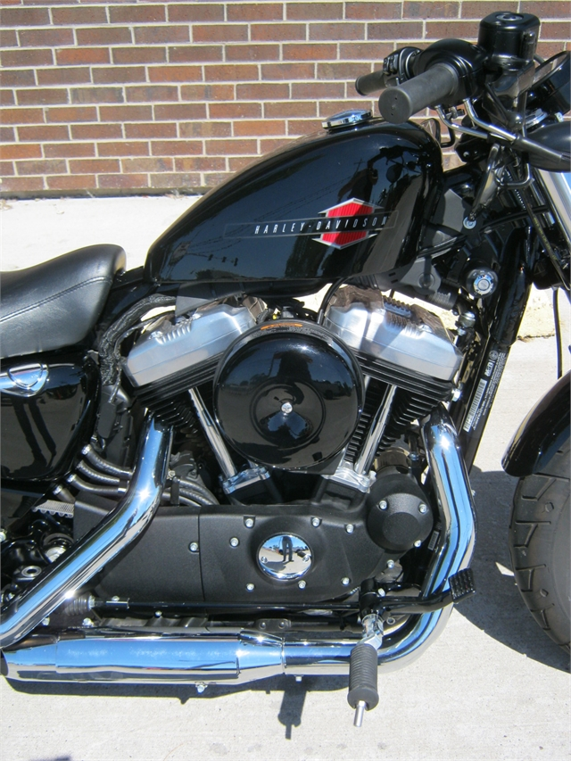 2014 Harley-Davidson Sportster Forty-Eight XL1200X at Brenny's Motorcycle Clinic, Bettendorf, IA 52722