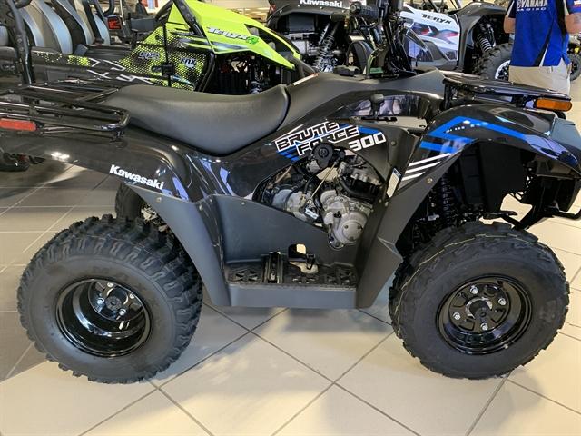2021 Kawasaki Brute Force 300 at Star City Motor Sports