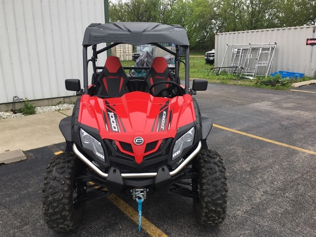 2019 CF MOTO ZFORCE 1000 at Randy's Cycle, Marengo, IL 60152