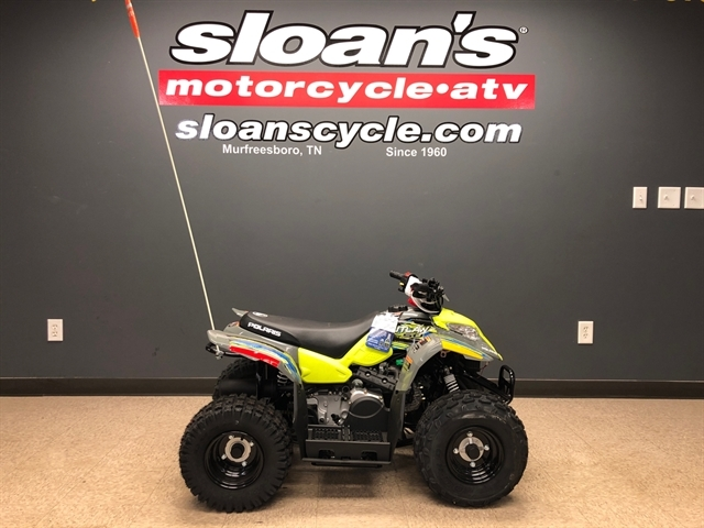 2019 Polaris Outlaw 50 at Sloans Motorcycle ATV, Murfreesboro, TN, 37129