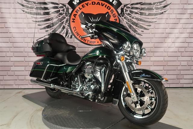 2015 Harley-Davidson Electra Glide Ultra Limited Low at Wolverine Harley-Davidson