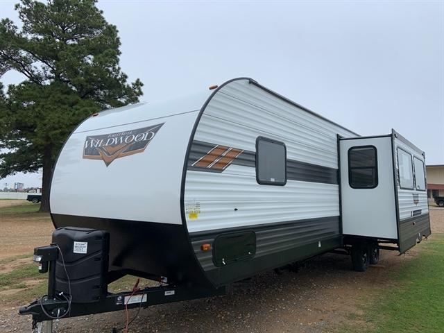 2021 Forest River Wildwood 29VBUD at Campers RV Center, Shreveport, LA 71129