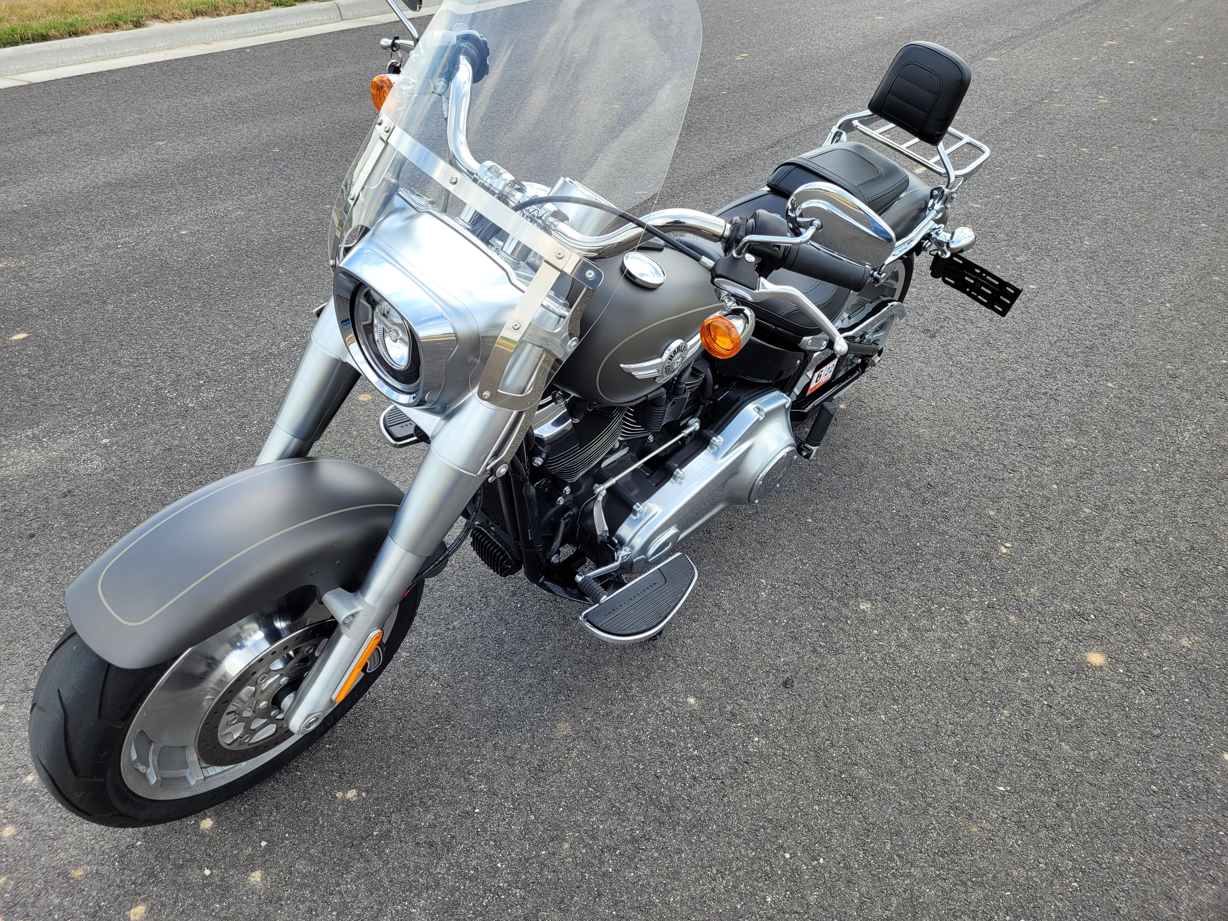 2019 Harley-Davidson Softail Fat Boy 114 at Richmond Harley-Davidson