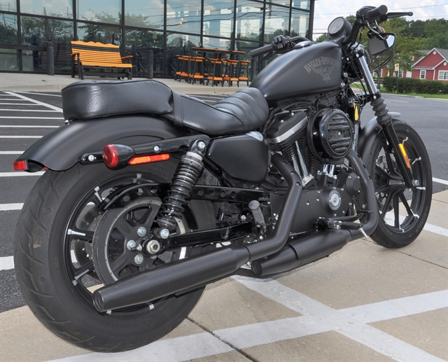 2017 Harley-Davidson Sportster Iron 883 at All American Harley-Davidson, Hughesville, MD 20637