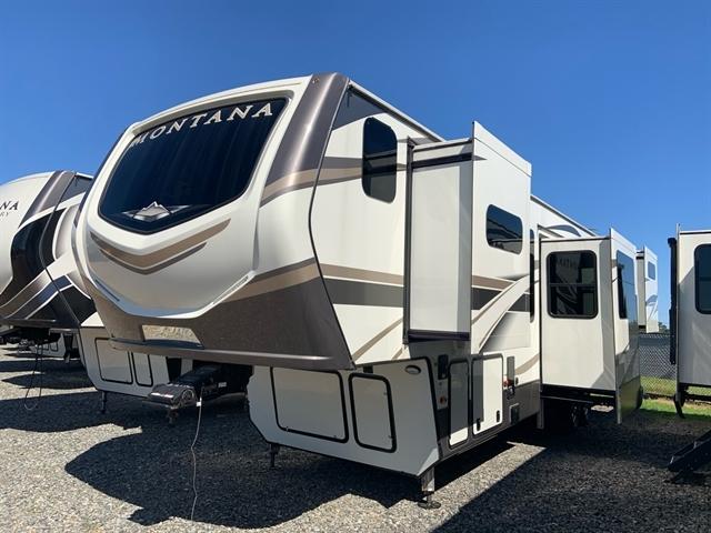 2020 Keystone Montana 3741FK at Campers RV Center, Shreveport, LA 71129