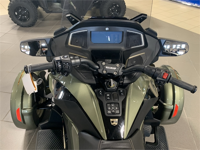 2021 Can-Am Spyder RT Sea-To-Sky at Star City Motor Sports