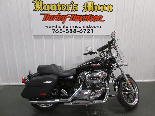 2017 Harley-Davidson Sportster SuperLow 1200T at Hunter's Moon Harley-Davidson®, Lafayette, IN 47905