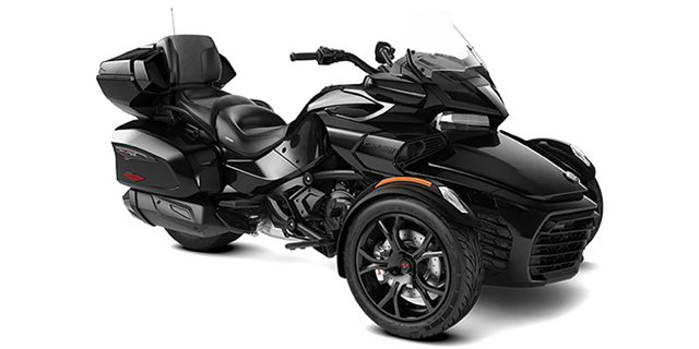 2021 Can-Am Spyder F3 Limited at Clawson Motorsports