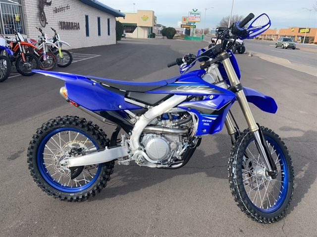 2021 Yamaha YZ 450F at Bobby J's Yamaha, Albuquerque, NM 87110