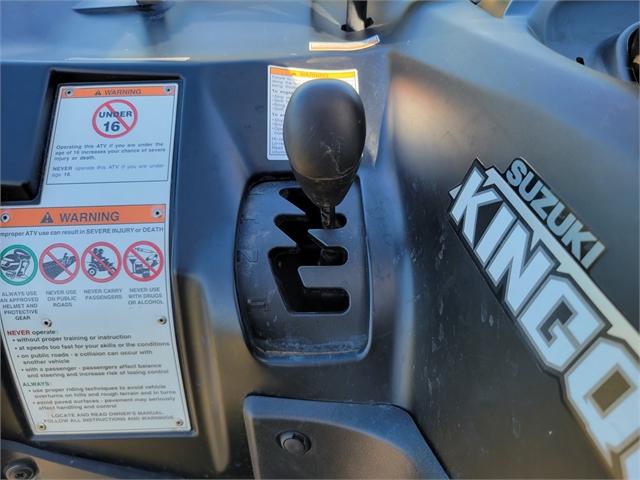 2017 Suzuki KingQuad 500 AXi Power Steering Camo at Powersports St. Augustine