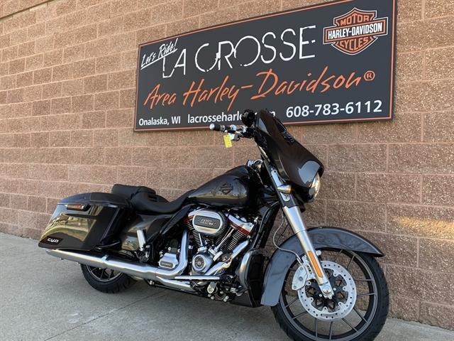 2020 Harley-Davidson CVO CVO Street Glide at La Crosse Area Harley-Davidson, Onalaska, WI 54650