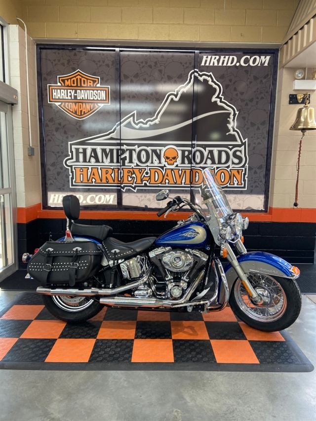 2009 Harley-Davidson Softail Heritage Softail Classic at Hampton Roads Harley-Davidson