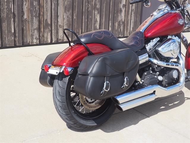 2010 Harley-Davidson Dyna Glide Wide Glide at Loess Hills Harley-Davidson