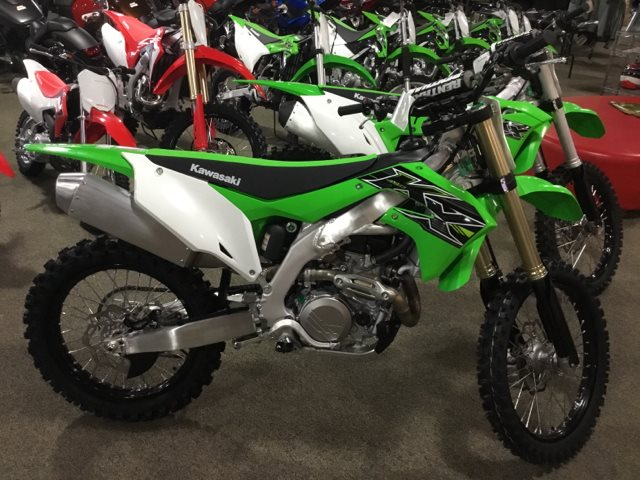 2019 Kawasaki KX 450 450 at Dale's Fun Center, Victoria, TX 77904