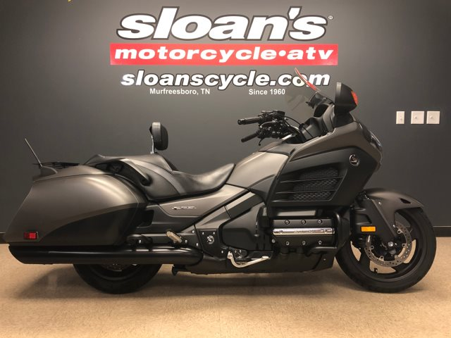 2015 Honda Gold Wing F6B at Sloan's Motorcycle, Murfreesboro, TN, 37129