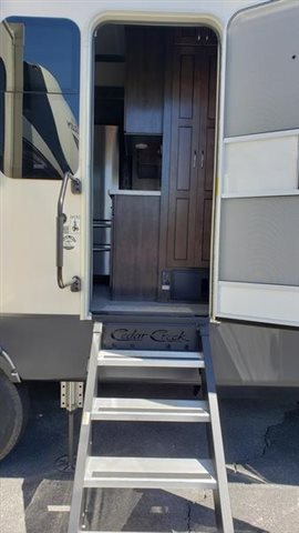 2019 Forest River Cedar Creek Hathaway Edition 36CK2 at Youngblood Powersports RV Sales and Service