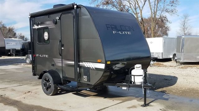 2019 Travel Lite F-Lite FL-14 at Nishna Valley Cycle, Atlantic, IA 50022