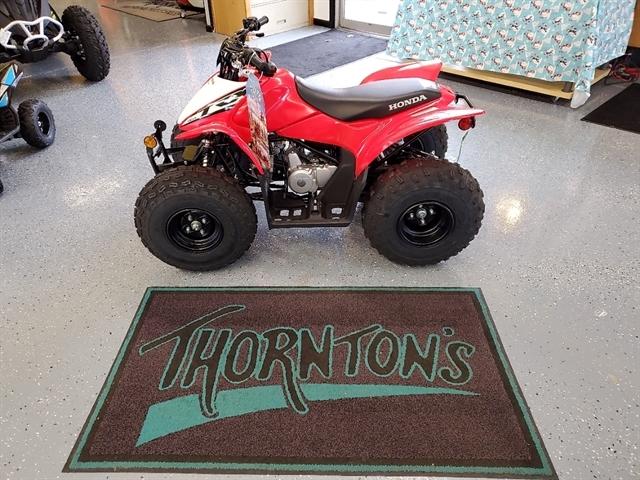 2020 Honda TRX 90X at Thornton's Motorcycle - Versailles, IN
