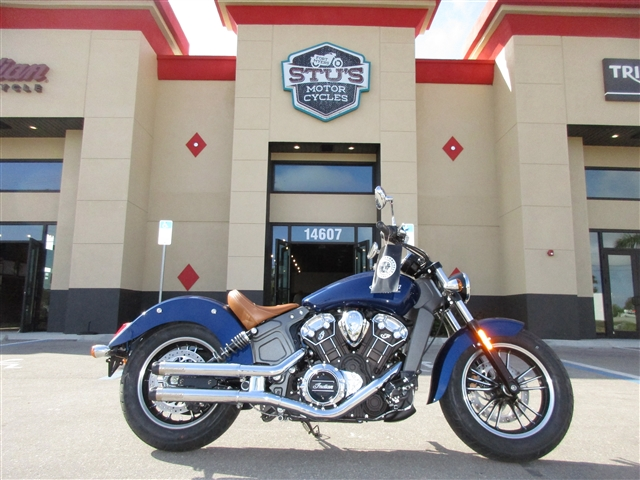 2019 Indian Scout Standard at Stu's Motorcycles, Fort Myers, FL 33912