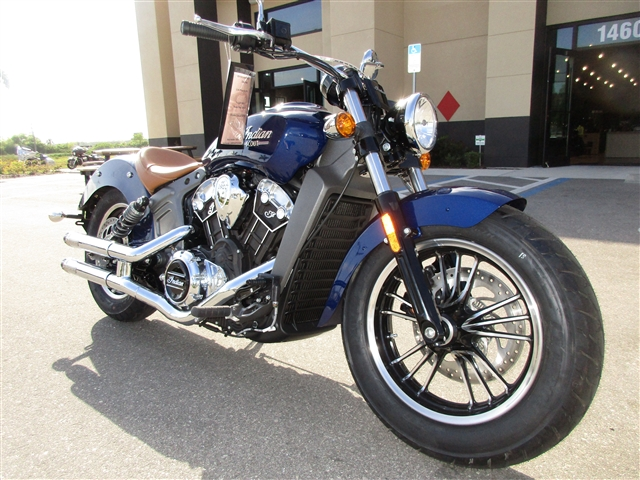 2019 Indian Scout Standard at Fort Myers