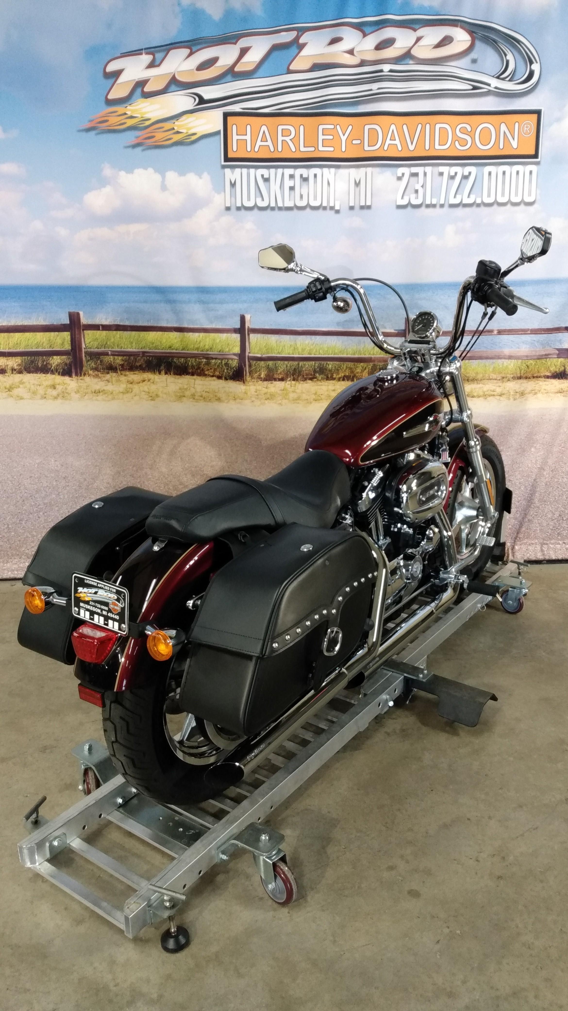 2014 Harley-Davidson Sportster 1200 Custom at Hot Rod Harley-Davidson