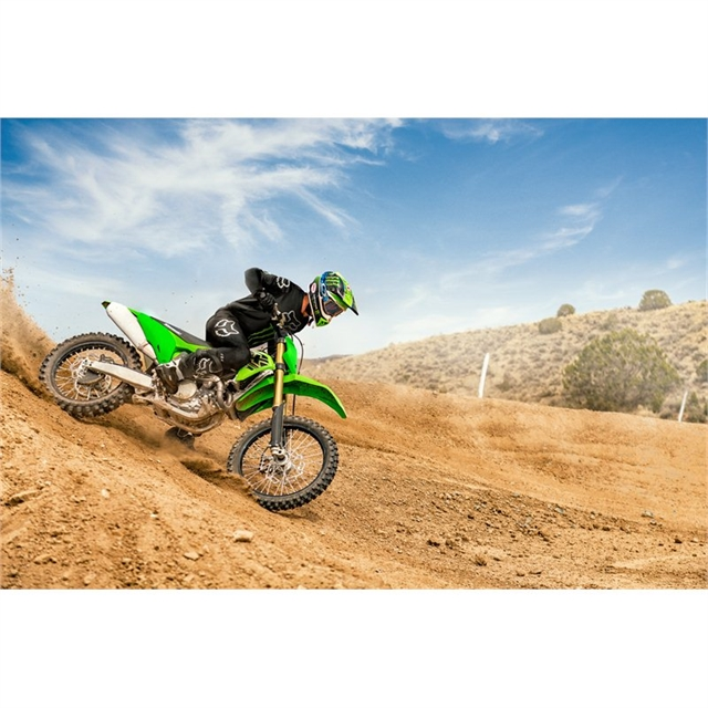2021 Kawasaki KX450JMFNN at ATVs and More