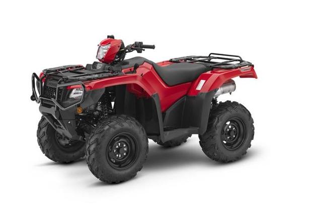 2020 Honda Foreman Rubicon 4x4 Automatic DCT EPS at Bay Cycle Sales