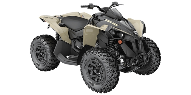 2021 Can-Am Renegade 570 at Iron Hill Powersports